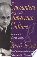 Encounters With American Culture book