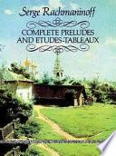 Complete preludes and études-tableaux
