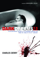 Dark Dreams 2 0 Of The Modern Horror Film