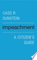 Impeachment Shall Any Man Be Above