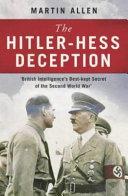 The Hitler Hess deception