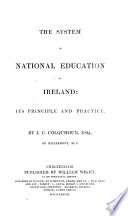 The system of national education in Ireland