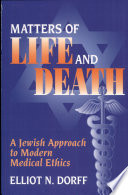 Matters Of Life And Death : of life and death as an...