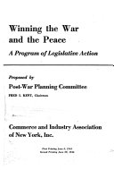Winning the War and the Peace Book PDF