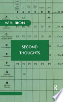 Second Thoughts Book PDF