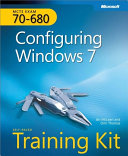 MCTS Self Paced Training Kit  Exam 70 680   Configuring Windows   7
