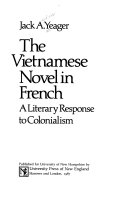 The Vietnamese Novel in French