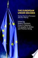 The European Union Decides