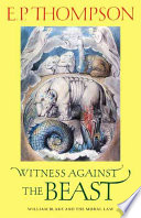 Witness Against the Beast Best And Most Deeply Felt Works