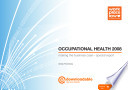 Occupational Health 2008  Making the business case   special report