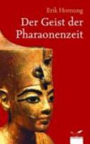 Der Geist der Pharaonenzeit