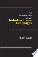 An Introduction to the Indo European Languages