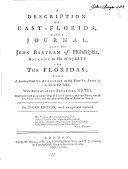 download ebook a description of east-florida pdf epub