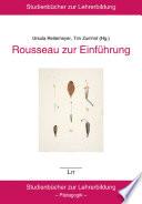 Rousseau zur Einführung
