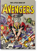 The little book of the avengers  Ediz  multilingue