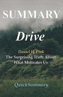 Summary   Drive