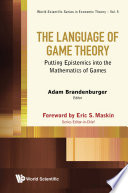 The Language of Game Theory