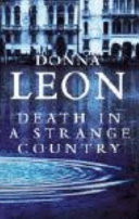 Death in a Strange Country Of The Canal Gently The Ebbing
