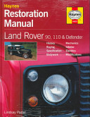 Land Rover Defender Restoration Manual