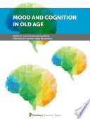 Mood And Cognition In Old Age