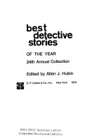 Best detective stories of the year  1970   24th annual collection