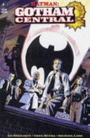 Gotham Central : a whole new class of criminal...