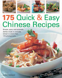 175 Quick And Easy Chinese Recipes