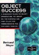Object Success