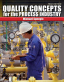 Quality Concepts for the Process Industry