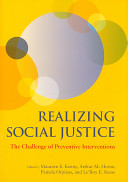 Realizing Social Justice