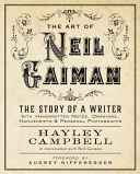 Art Of Neil Gaiman : scriptwriter, poet, and occasional artist, there are...
