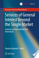 Services of General Interest Beyond the Single Market
