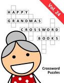 Happy Grandma s Crossword Books