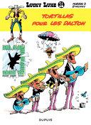 illustration Lucky Luke - Tome 31 - Tortillas pour les Dalton