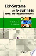ERP-Systeme und E-Business schnell und erfolgreich einführen