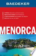 Baedeker Reisef  hrer Menorca