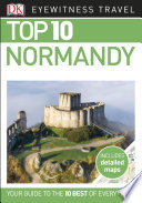 DK Eyewitness Top 10 Travel Guide Normandy