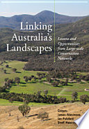 Linking Australia s Landscapes