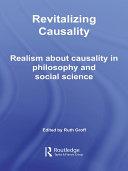 Revitalizing Causality