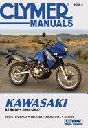 Kawasaki KLR650 2008 2017