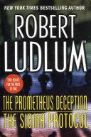 download ebook the prometheus deception/the sigma protocol pdf epub