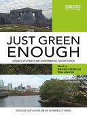 Just Green Enough