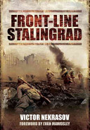 Front-Line Stalingrad : novels to come out of the...