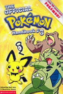 Official Pok  mon Handbook Number 3