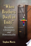 When Brothers Dwell in Unity