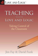 Teaching with Love   Logic