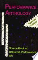 Performance Anthology