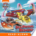Sea Patrol to the Rescue! (PAW Patrol) Patrol Marshall Skye Rubble And The Rest Of