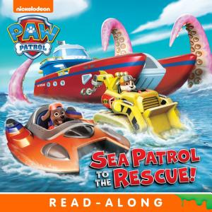 Sea Patrol to the Rescue! (PAW Patrol)