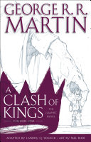 download ebook a clash of kings: the graphic novel: volume one pdf epub